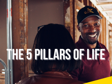 What are your 5 pillars?