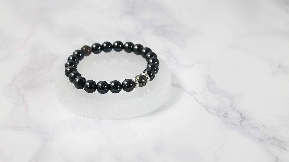 Attraction Bracelet™ Pyrite