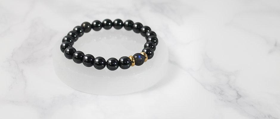 Attraction Bracelet™ Labradorite