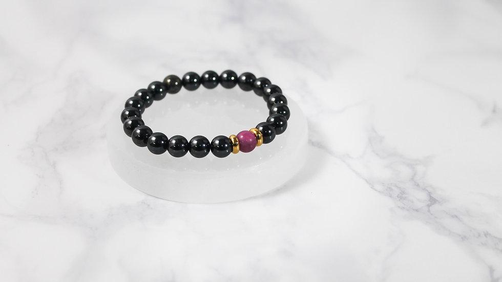Attraction Bracelet™ Ruby