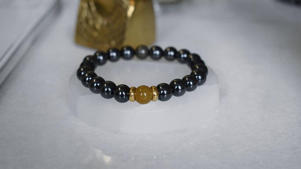 Attraction Bracelet™  Golden Apatite