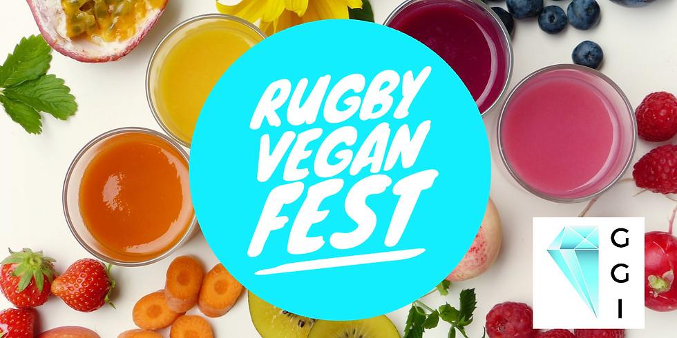 RUGBY // THE BENN HALL (Rugby Vegan Fest)