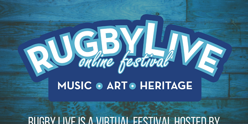 RUGBY // RUGBY LIVE ONLINE FESTIVAL
