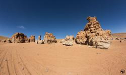 Desierto de Roca