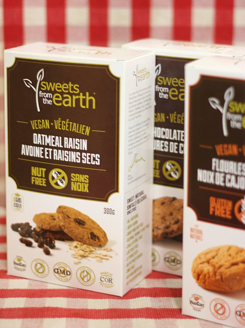 Sweets From the Earth Cookies