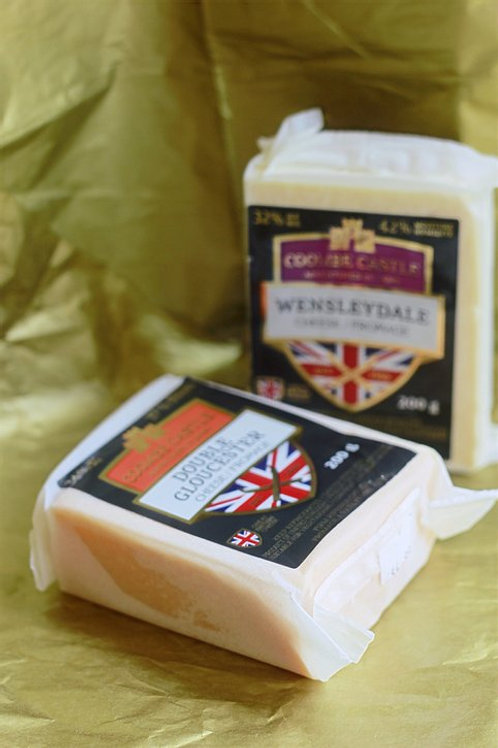 Coombe Castle Cheeses