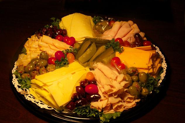 Gourmet Deli Catering Platter