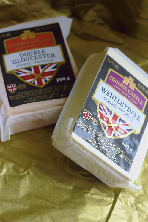 Coombe Castle Cheese