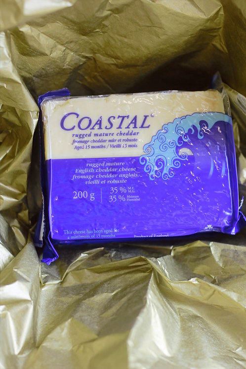 Coastal Rugged Mature Cheddar