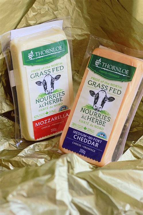 Thornloe Grassfed Cheeses