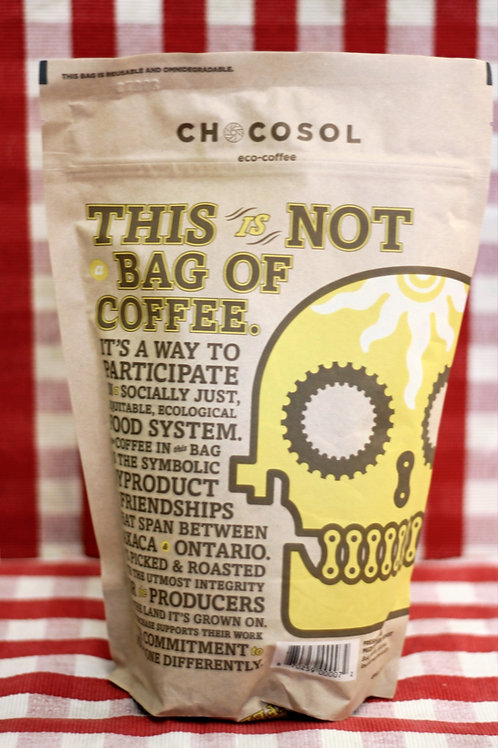 Chocosol Coffee