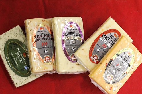 Maple Dale Flavoured Cheeses