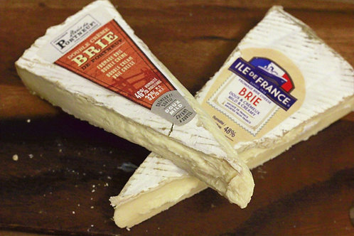 Canadian & French Brie