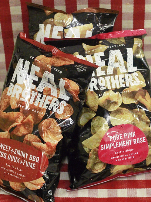 Neal Brother Kettle Chips