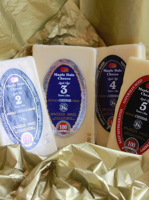 Maple Dale Cheeses