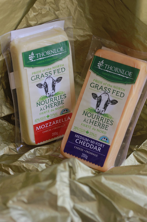 Thornloe Grassfed Cheese