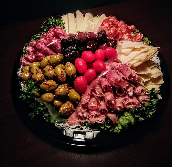 Gourmet Charcuterie Tray