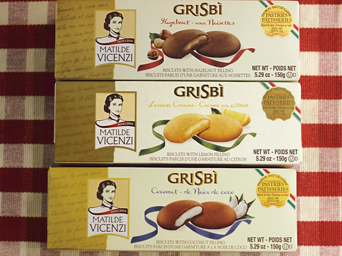 Grisbi Buscuits