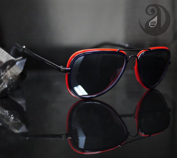 Alchemy specs sunglasses black
