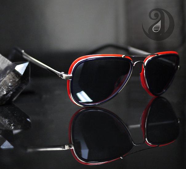 alchemy specs mistral sunglasses silver johnny depp