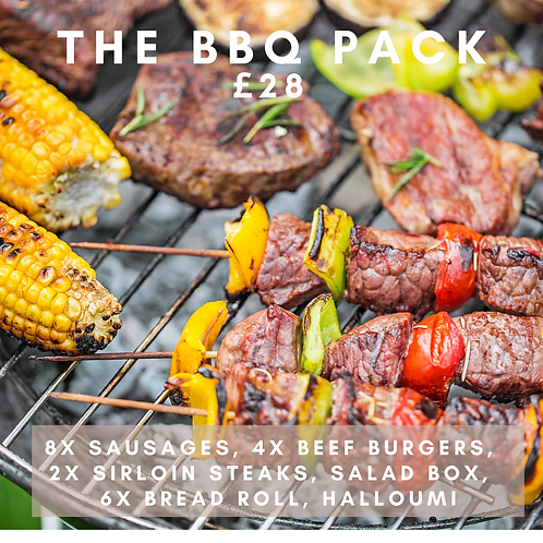 The BBQ Pack