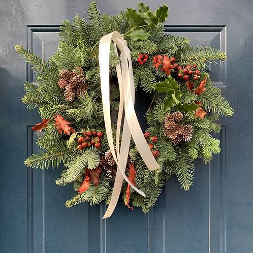 Natural Wreath (40cm)