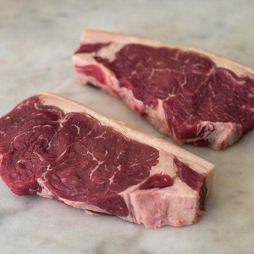 Sirloin Steaks x 2