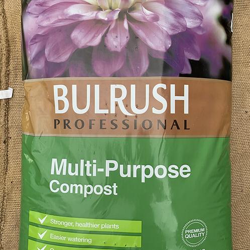 Bulrush Multi-Purpose Compost 60L