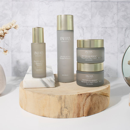 INIKA Organic Phytofuse Renew: The environmentally-conscious answer to your skincare concerns!
