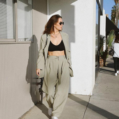 POST-PANDEMIC FASHION: ELEVATED ECO BASICS TO EASE YOU INTO LIFE AFTER LOCKDOWN