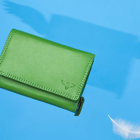 Nevaeh Heavenly Accessories Leather Purses Range at Just4Leather