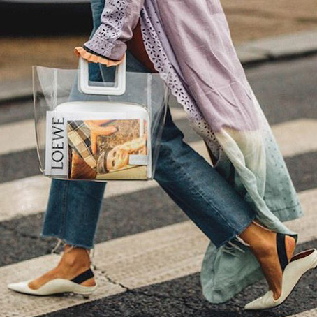 Why the clear bag is for you