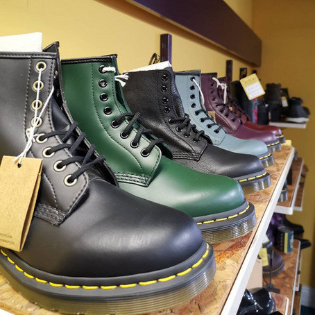 Snappy Scorpio Shoes