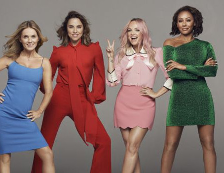 Here's what we know about the Spice Girls reunion