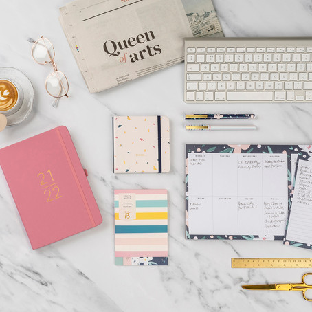 Busy B's 6 Tips for Working from Home!