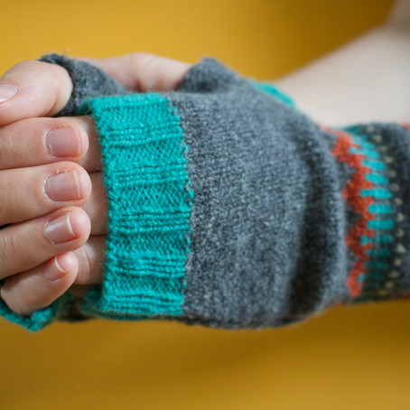 Keep cosy with Sprig Knitwear
