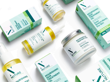 Introducing Nuture:  the new effective plant-based skincare brand for all skin types
