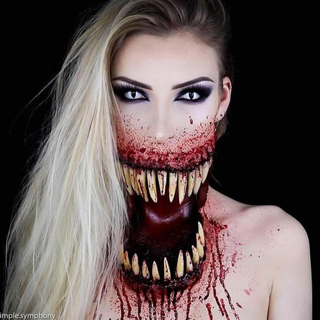 6 Of The Best Halloween Makeup Ideas (and how to do them on yourself)