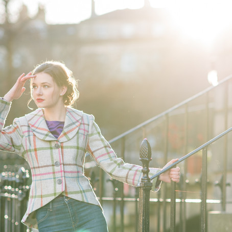 Freja Fashion - Stylish jackets in British Wool.