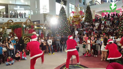 Christmas Exhibition @ Pavilion KL(22.12)