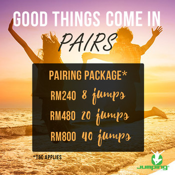 Jump in Pairs Package