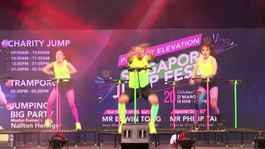 Jumping® Malaysia Lead Session Medley @ Singapore Jumping Big Party 2018
