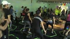 Jumping® Fitness on TV3 Wanita Hari Ini(WHI)