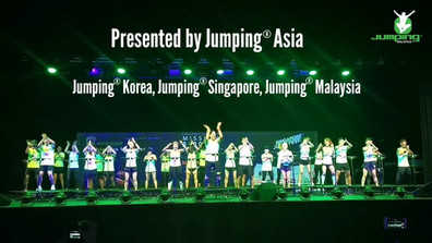 Jumping® Fitness Presentation by Jumping® Asia