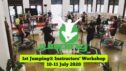 1st Jumping Instructors' Workshop