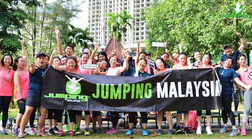 Jumping Malaysia 1st Anniversary