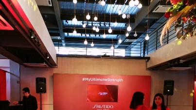 Shiseido Ultimune Launching Event