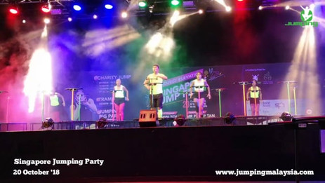 Jumping Party Singapore 2018