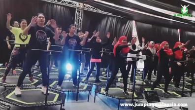 PUMA x Jumping Fitness