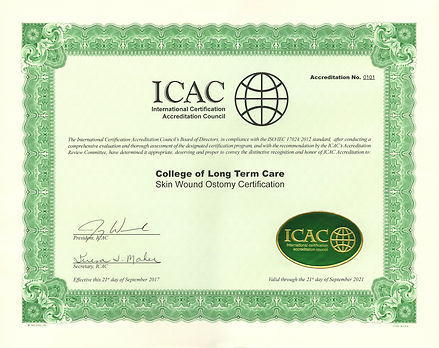ICAC SWOC Certification Course